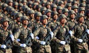 Asia is locked in an arms race, but will it lead to war?