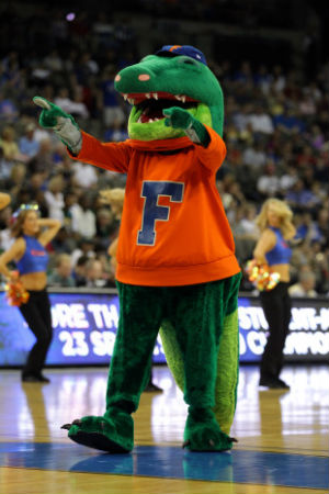 University of Florida has advanced into the 'Elite Eight' after a not-unexpected victory over UCLA.