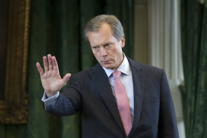 Texas Lt. Gov. David Dewhurst has said he will fight the Obama administration if they try to seize Texas land.