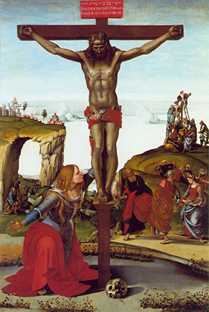 Good Friday is a religious holiday observed primarily by Christians commemorating the crucifixion of Jesus Christ and his death at Calvary.