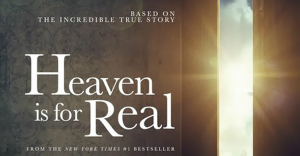 Heaven is Real is among this year's blockbuster Christian films.