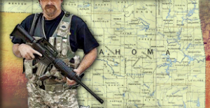 The Oklahoma Militia is ready to defend property against unlawful federal seizure.