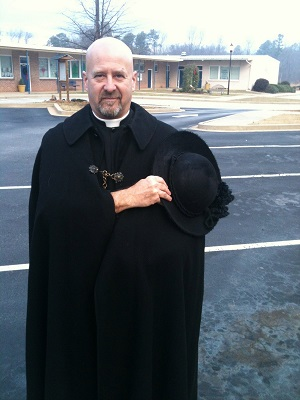 Fr Dwight Longenecker is the parish priest of Our Lady of the Rosary church in Greenville, South Carolina