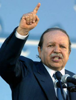With the election of Abdelaziz Bouteflika as president, the situation changed. He decided to consecrate impunity for crimes under international law and other human rights abuses. He went as far as to muzzle open debate by criminalizing public discussion about the nation's decade-long conflict.