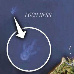 Cutting-edge technology may have just added credence to a long-standing legend in Scotland's Loch Ness.