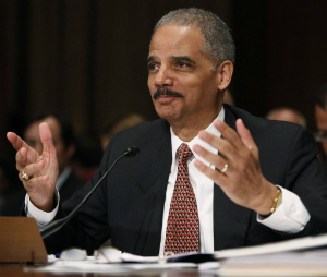 Hey Holder, why won't you answer simple questions?
