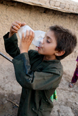 The World Resources Institute late last year ranked Pakistan among the 36 most water-stressed countries in the world.