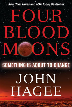 'Four Blood Moons: Something Is About to Change' by Texas mega-church pastor John Hagee are recent books on the phenomenon.