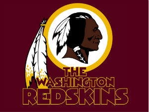 While the Washington Redskins have been criticized over their icon and name, public opinion still rests heavily with them.