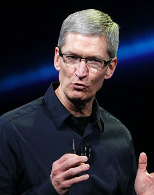 'We are planning for annual dividend increases,' CEO Tim Cook on a conference call with investors said.