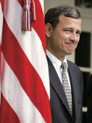 In defense, Chief Justice John G. Roberts Jr., in the controlling opinion in the 5-4 ruling, said that while the government has an interest in preventing corruption of federal officeholders, individuals have political rights that include being able to give to as many candidates as they want.