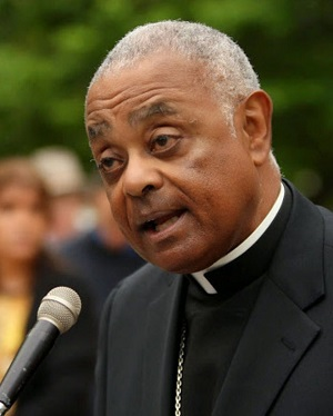 Archbishop Wilton D. Gregory of Atlanta