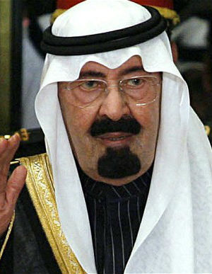 Saudi King Abdullah has clamped down on all forms of political dissent and protests that could 'harm public order.'
