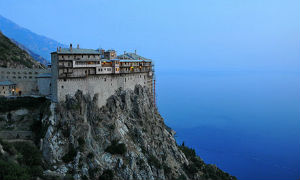Only males are allowed entrance into Mount Athos, which is called 'Garden of the Virgin' by monks, furthermore, only males over the age of 18 who are members of the Eastern Orthodox Church are allowed to live on Athos.