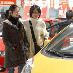 Passenger vehicle sales in China have risen nine percent year-on-year for the month of March.