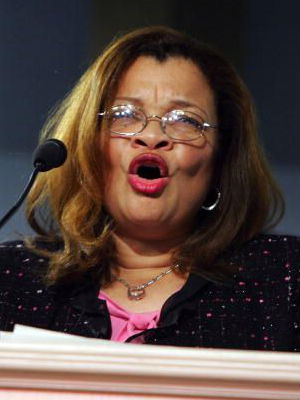 Dr. Alveda King opened with a discussion of her family background and the ways it shaped her, most notably her faith and her commitment to protecting life at all stages.