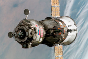 The United States space program has been dependent on Russian Soyuz craft since the end of the Space Shuttle program in 2011.