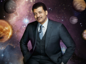 Neil deGrasse Tyson is the host of Cosmos: A Spacetime Odyssey.