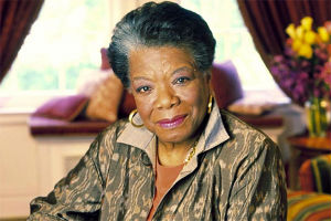 Award winning poet and author Maya Angelou has passed away today at the age of 86.