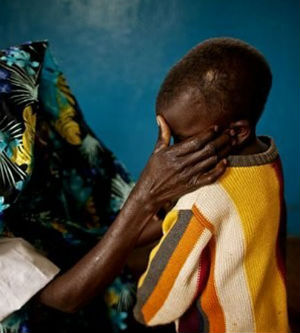 Sexual violence against men was reported in 25 countries affected by conflict between the years of 1998 and 2008, according to Refugee Law Project.