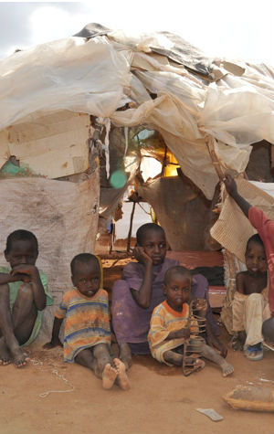 Composed of squalid, overcrowded camps in arid north Kenya, Dadaab is no tourist spot.