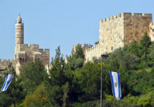 The Tower of David has been demolished and rebuilt numerous times by the rulers of Jerusalem, including Arabs, Crusaders and Turks.