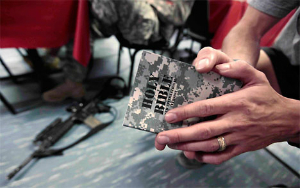 Veterans need Bibles for encouragement and hope, especially in the face of conflict.