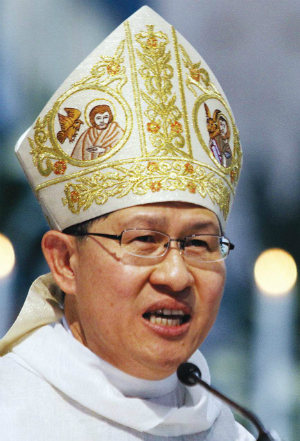 Cardinal Tagle warned, 'the teaching of the church regarding family life is not clearly understood by people.'