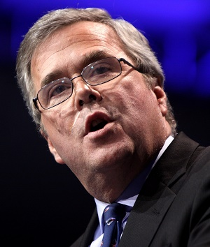 Former Governor Jeb Bush