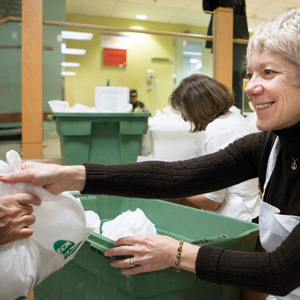 On the other side of the coin, the Trussell Trust, Britain's largest food bank network, said the number of people that had approached them for emergency food had risen 163 percent in the year to the end of March to just over 913,000 people.