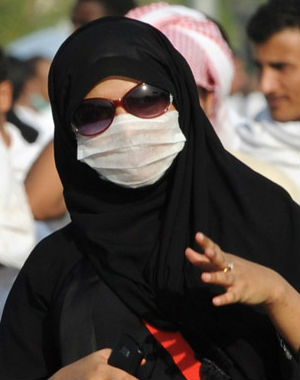 Saudi Arabia has urged its citizens to wear masks and gloves when dealing with camels so as to avoid spreading MERS.