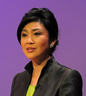 'I didn't do anything against the law,' Yingluck Shinawatra insisted in court. 'I have performed my duty in the administration with the intention of benefiting the country.'
