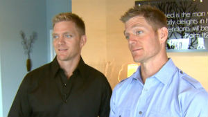 David and Jason Benham were set to host a show on HGTV which helped people afford homes.