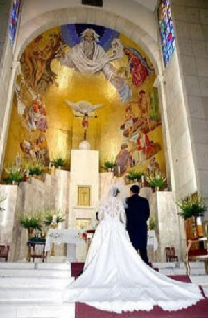 The announcement of the Presbyterian Church USA, no matter how it is reported, will not change the truth about marriage. Nor can it ever change the loving plan of the God who created marriage. He revealed it in the Natural Moral Law, confirmed it in His Revelation in the Bible,and continues to affirm it by the Holy Spirit in the unbroken tradition of the Church of His Son Jesus Christ. In fact, so profoundly important is that plan of God for the human race, that Marriage is the image which is used throughout the New Testament to explain the relationship of the Church as the Bride of Christ, who is the Bridegroom.