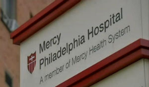 Gary Dudek, allegedly stole more than $350,000 worth of skin grafts from Mercy Philadelphia Hospital.