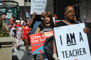 The California Teachers Association has vowed to appeal the decision for as long as it takes.