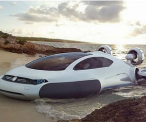 While the hovercraft is usually associated with far-flung science fiction, technicians at Toyota are now working to make that dream a reality.