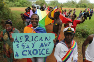 Uganda's decision to criminalize homosexuality has been met by protests abroad and internally.