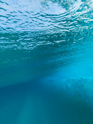 An underground ocean is one of the theories now being debated in regards to the Earth's creation.