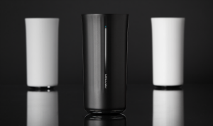 The new smart cup, named Vessyl, comes in three colors and is available for pre-order.