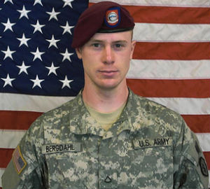 A former comrade broke his military gagging order to tell of the moment when he discovered Bowe Bergdahl had left a note saying he had gone to start a 'new life.'