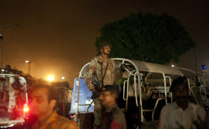 Following a six-hour siege, Pakistan was able to retake Karachi airport.