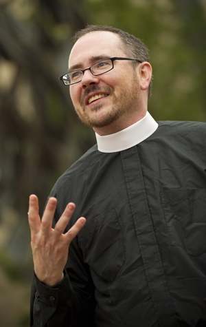 An Episcopal chaplain at Boston University as well as a lecturer and counselor for Episcopal and Anglican students at the Harvard Divinity School, Partridge completed his transition to male in 2001, according to Boston University.