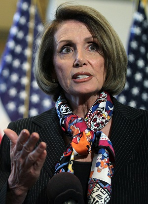 Congresswoman Nancy Pelosi professes to be a Catholic Christian. Yet, she openly rejects the truth as taught by her Church concerning the nature of marriage and the family founded upon it. She is in open dissent and causing scandal to the faithful.