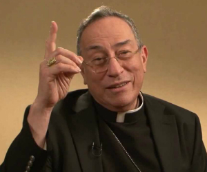 Cardinal Maradiaga spoke in Washington DC in a conference concerning economic libertarianism and Catholic Social Doctrine