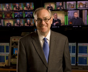 Michael P. Warsaw, Chairman of the Board and Chief Executive Officer of EWTN Global Catholic Network
