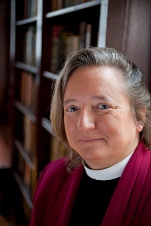 Rev. Katherine Hancock Ragsdale, President of Episcopal Divinity School in Cambridge Massachusetts.