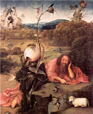 All the virtues that St. John the Baptist practiced began with his sanctification by Marian mediation.