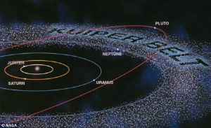 There could be more planets beyond Pluto.