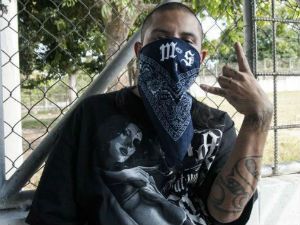 Thugs like these are streaming into our country, Obama is aiding and abetting this.